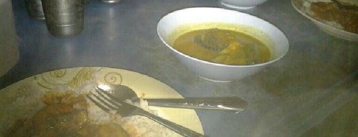 ร้านข้าวฟุตบาทข้าง Diana, Hatyai is one of ร้านอาหารมุสลิม.