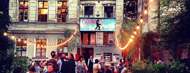 Clärchens Ballhaus is one of Berlin: What to do.