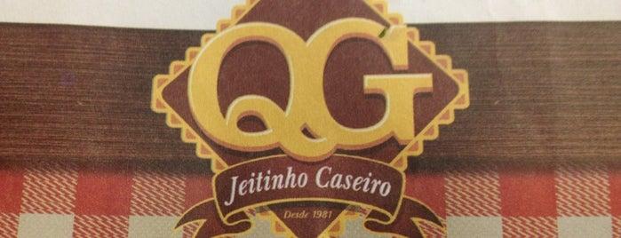 QG Jeitinho Caseiro is one of Restaurante.