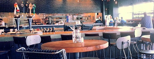 Stella Barra Pizzeria is one of Regular spots.