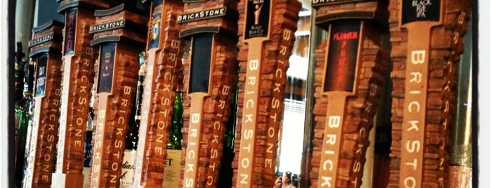 BrickStone Restaurant and Brewery is one of Chicagoland Breweries.