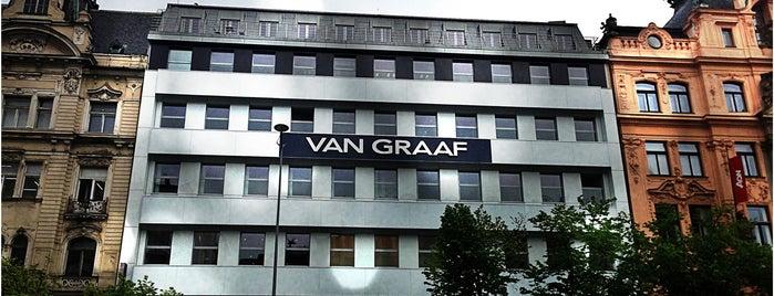 VAN GRAAF is one of Praha.