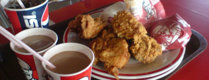 KFC is one of Surabaya's Best Culinary Spots.
