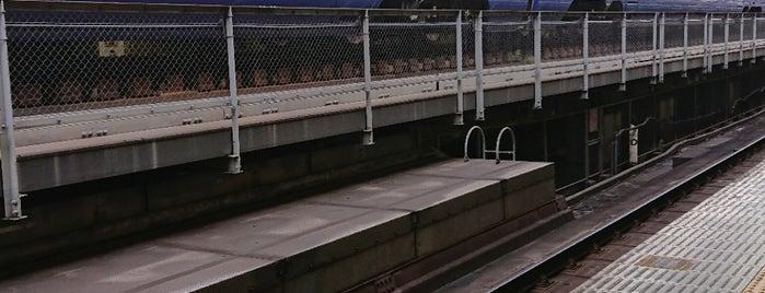 東海道線 0kmポスト is one of lieu a Tokyo 2.