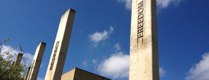 Apartheid Museum is one of Johannesburg.