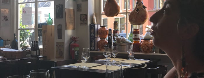 Victor Russo's Osteria is one of Keep Leiden Weird.