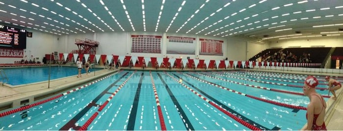 Devaney Natatorium is one of Sports Venues I've Worked At.