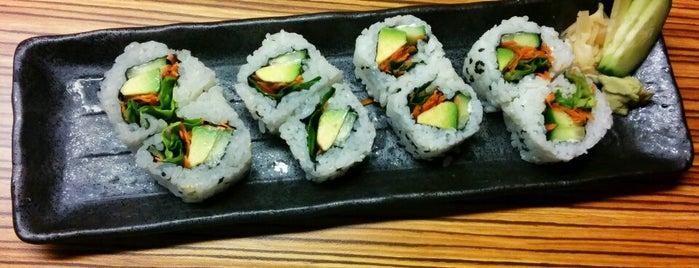 Japanese Canteen is one of Thai Vietnamesich und Japanisch.