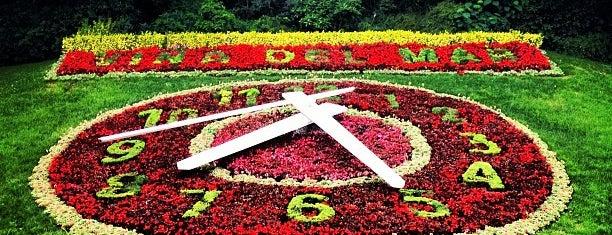 Reloj de Flores is one of lugares.