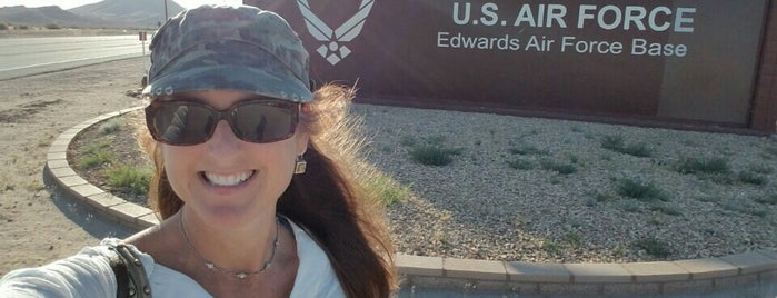 Edwards Air Force Base is one of AFBs.