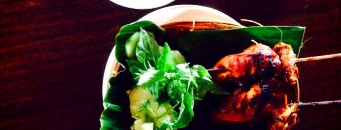 "Warung Lesehan Ayam Bakar ""Lientang"" is one of foods."