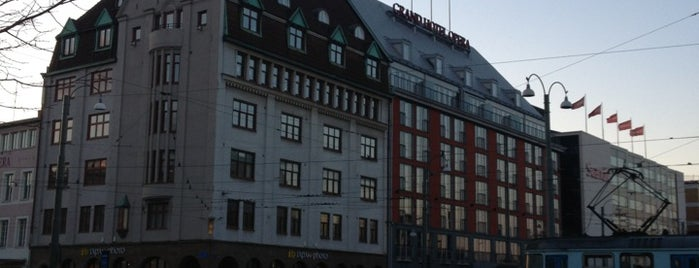 Scandic Europa is one of Hotels Round The World.