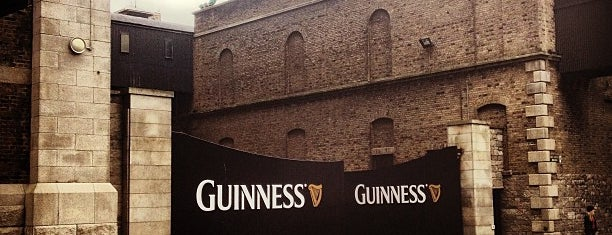 Guinness Storehouse is one of Favorites.
