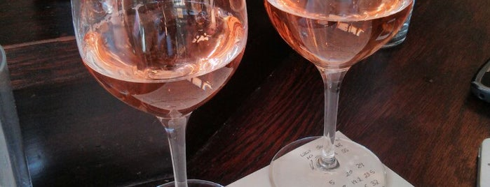 The 10 Cases is one of London Wine Bars.