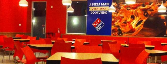 Domino's Pizza is one of 100 Melhores Programas em Teresina - Pi.