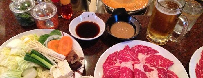 Shabu-sen is one of SF FOOD.