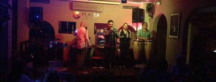 Platea Club Restaurant is one of comer en panama.