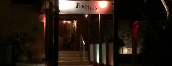 Bacchus Restaurante is one of Restaurantes.