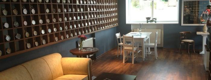 Café Budík is one of Kavárny.
