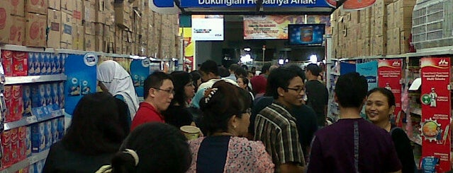 Carrefour is one of Guide to Semarang's best spots.