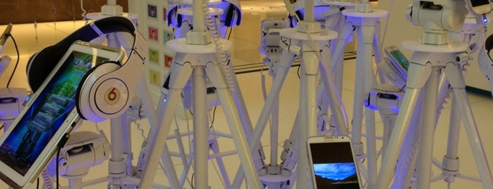 Samsung Galaxy Studio is one of Lugares agora CONHECIDOS.