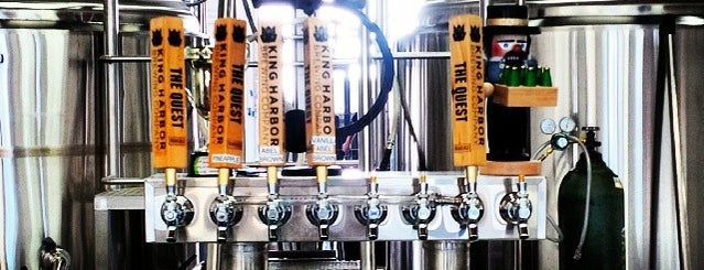 King Harbor Brewing Company is one of Breweries - Southern CA.