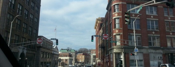 Downtown Bangor is one of Places I Like.