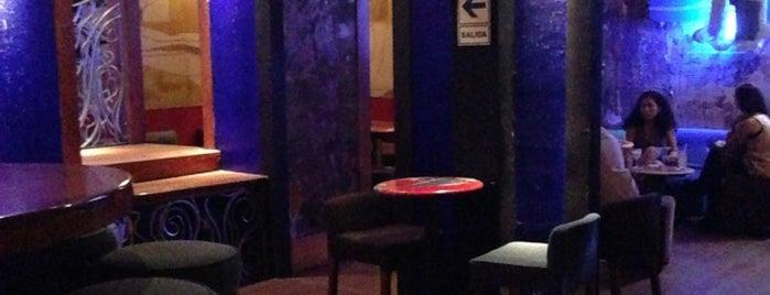 Eka Bar is one of Miraflores.