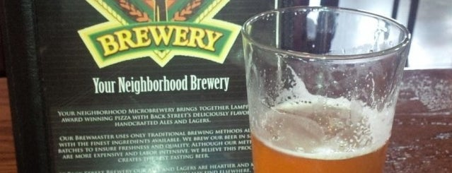 Back Street Brewery is one of Breweries - Southern CA.