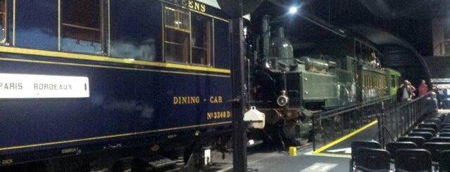 Cité du Train – Musée du Chemin de Fer is one of Les lieux incontournables de la semaine.
