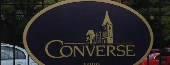 Converse College is one of Our Upstate SC: Spartanburg County.