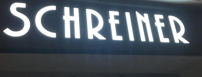 Schreiners is one of Wien.