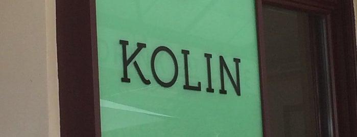 Das Kolin is one of Food & Fun - Vienna, Graz & Salzburg.