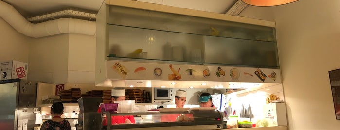 Teka Sushi is one of Vienna's Restaurants.