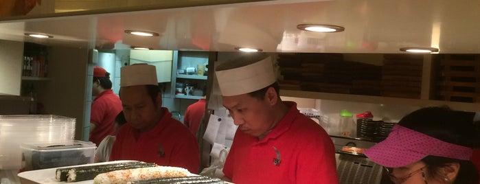 Teka Sushi is one of Bento.