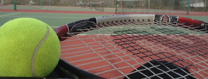 ODTÜ Tenis Kortları is one of Best Of Middle East Technical University.