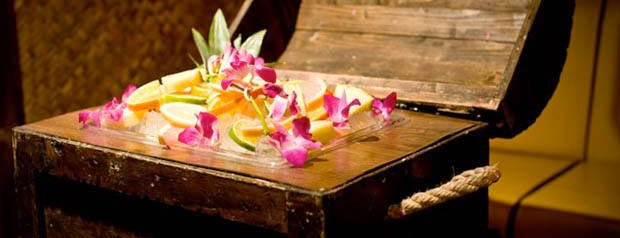 Mahiki is one of FIVE BEST: London rum bars.