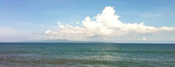 Pantai Lebih is one of Bali - Kuliner.
