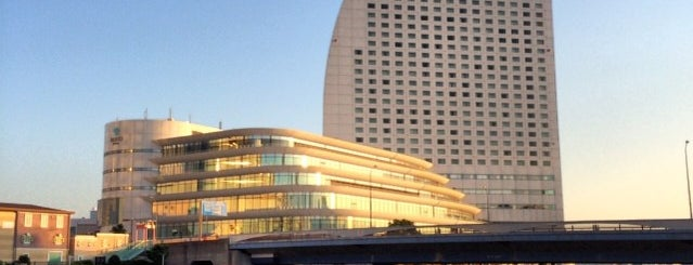 InterContinental Yokohama Grand is one of Airports & Hotels.
