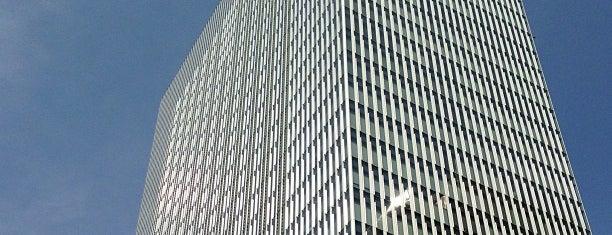 横浜三井ビルディング is one of 高層ビル@首都圏.