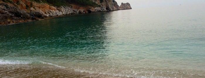 Damlataş Plajı is one of Alanya Otelleri.