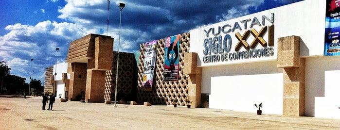 Centro de Convenciones Yucatán Siglo XXI is one of Guide to Mérida's best spots.