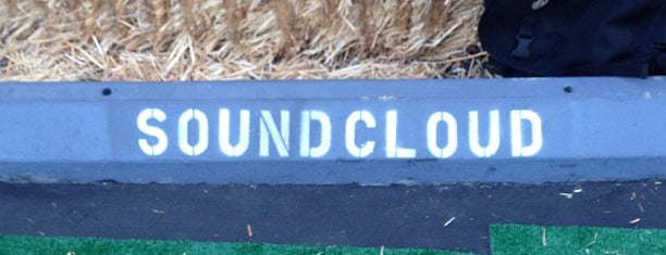 SoundCloud SF is one of San Francisco.