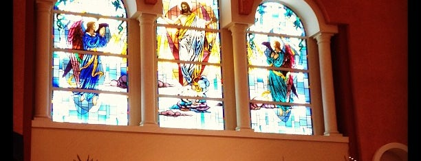 Our Lady of Lourdes Catholic Church is one of Miami.