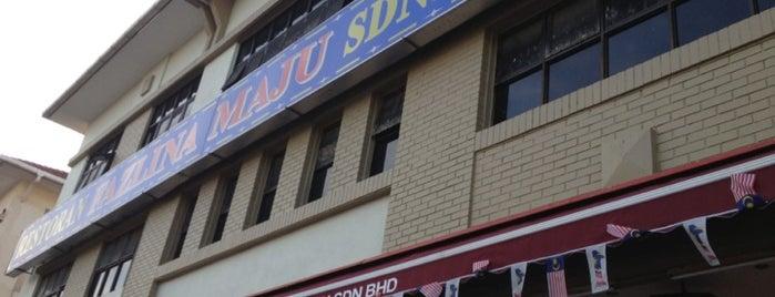 Restoran Fazlina Maju is one of Makan @ PJ/Subang(Petaling) #3.
