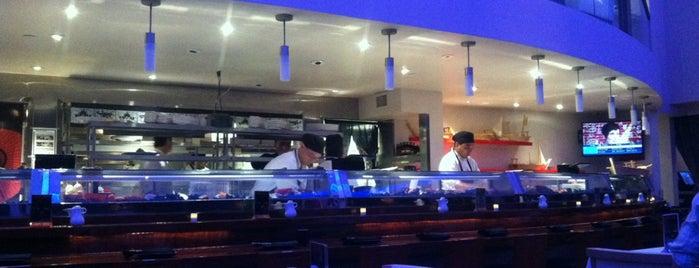 Amura Sushi and Steak is one of Atlanta.
