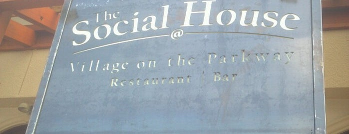 The Social House is one of Dallas Restaurants List#1.