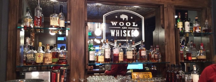Wool & Whiskey is one of app check!!1.