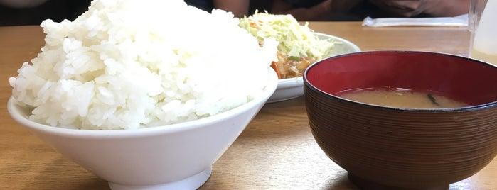 まるい食堂 is one of 飲食店.