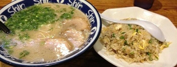 Hakata Ramen Shin Shin is one of Fukuoka.